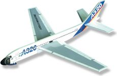 Самолет Lyonaeec Power Launch Glider A320